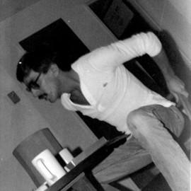 Tom Sison, dj resident Baia degli angeli fino al 1977