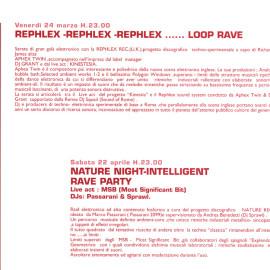 Rivista Link Project 1995, marzo-aprile