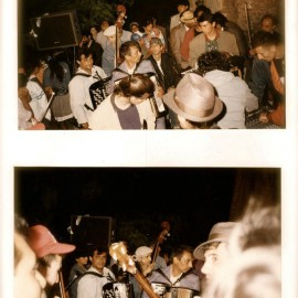 The Rage of Gipsy Rave, 1993 Bologna © Alessandro Bocci