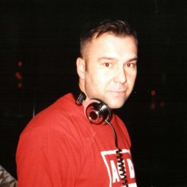 Luca Trevisi @ Cap Creus (Imola) 1992