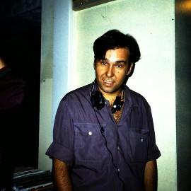 Luca Trevisi @ Kinki 1988