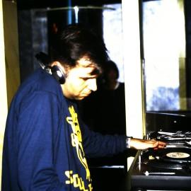 Luca Trevisi @ Kinki 1989