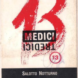 La member card del Medici 13 storica sede del Jazid