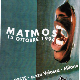 Matmos @ Beau Geste - 1994
